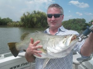 Corroboree Billabong Barra Fishing Charters